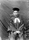 COLLECTIE TROPENMUSEUM Portret van een Batakse predikant van de Rijnsche Zending Residentie Tapanoeli TMnr 10000622.jpg